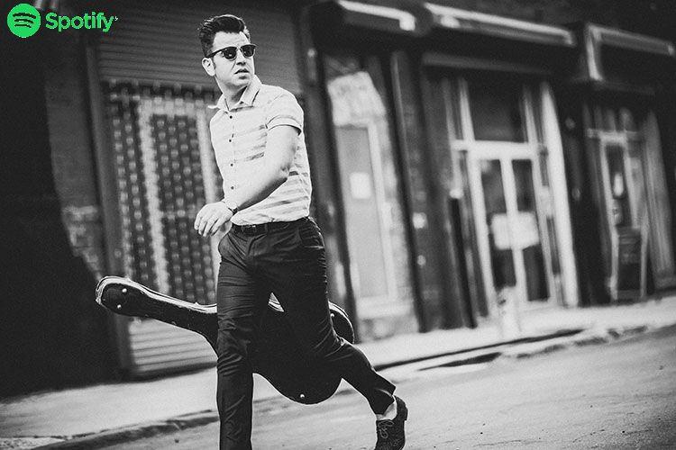 Eli Paperboy Reed Lista de Spotify