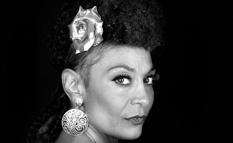 Concierto de La Negra en el Teatro Lara