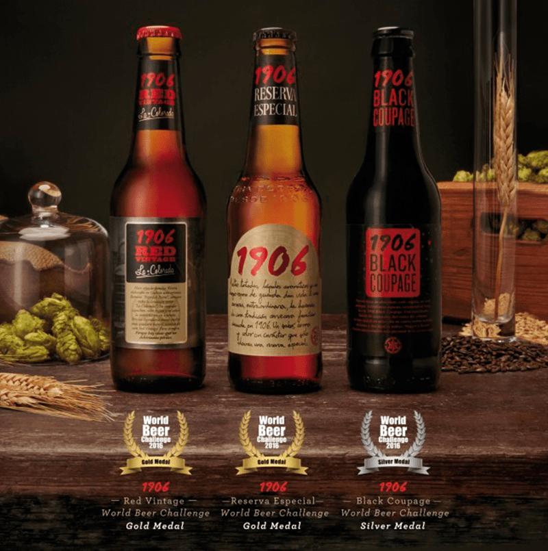 Estrella Galicia Premios World Beer Challenge 2016