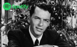 Frank Sinatra lista Spotify