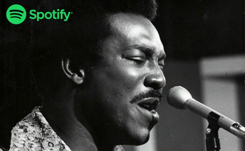 Wilson Pickett lista Spotify