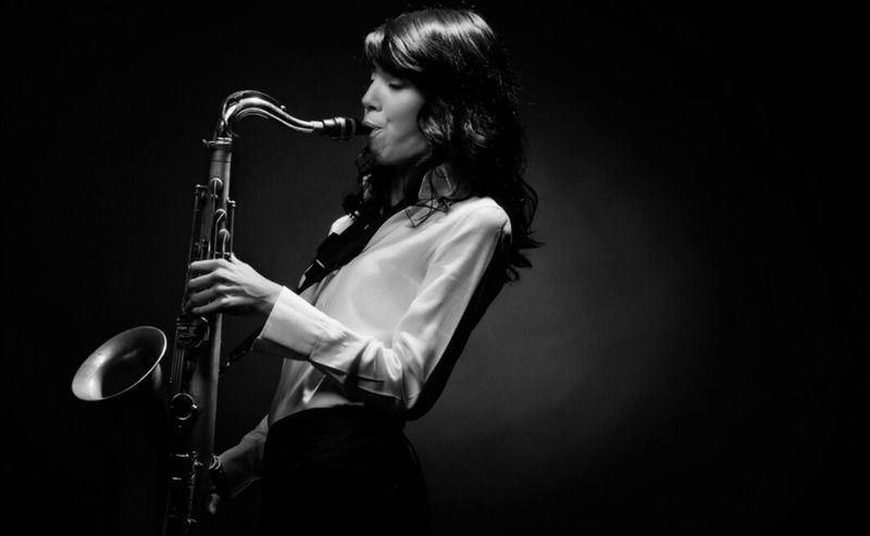 Concierto de Melissa Aldana dentro del 10º Ciclo de Jazz de 1906