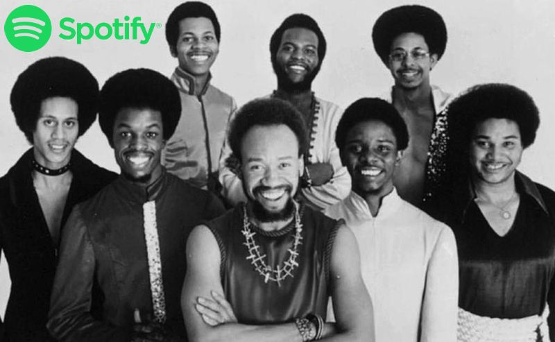 Earth Wind and fire Maurice White Philip Bailey spotify