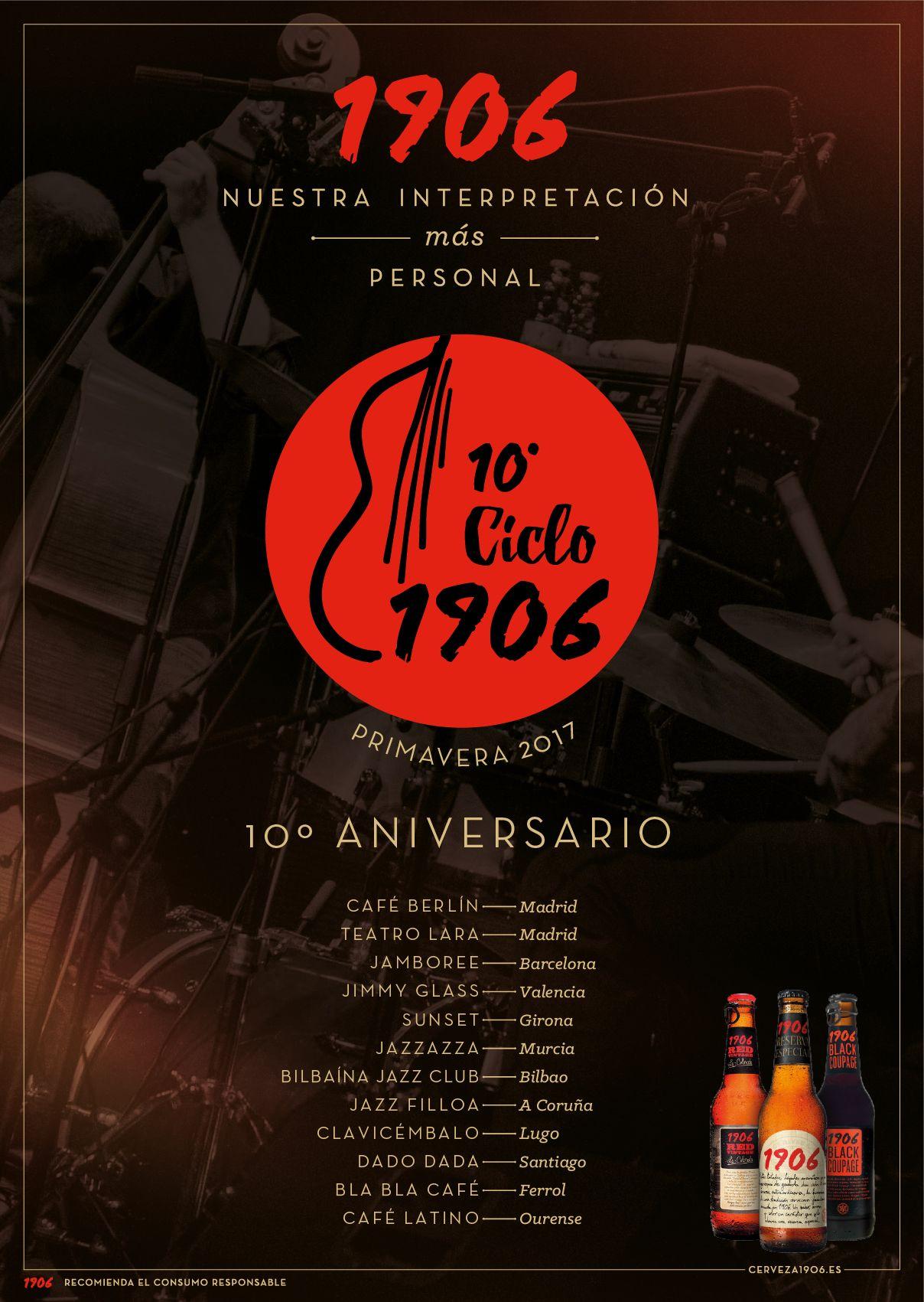 10 Ciclo 1906 de Jazz