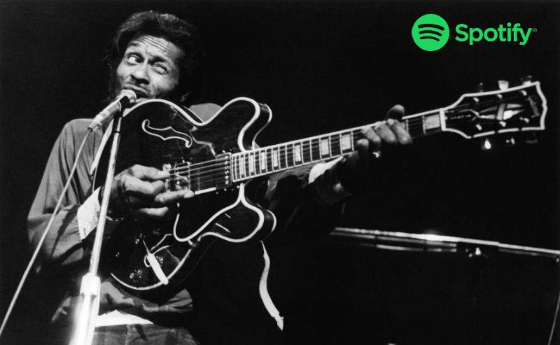 Lista Spotify Chuck Berry