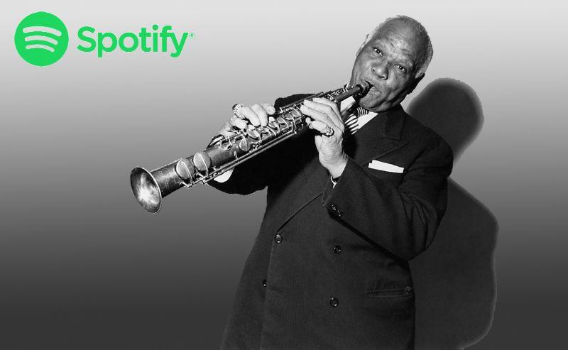 Sidney Bechet Lista Spotify