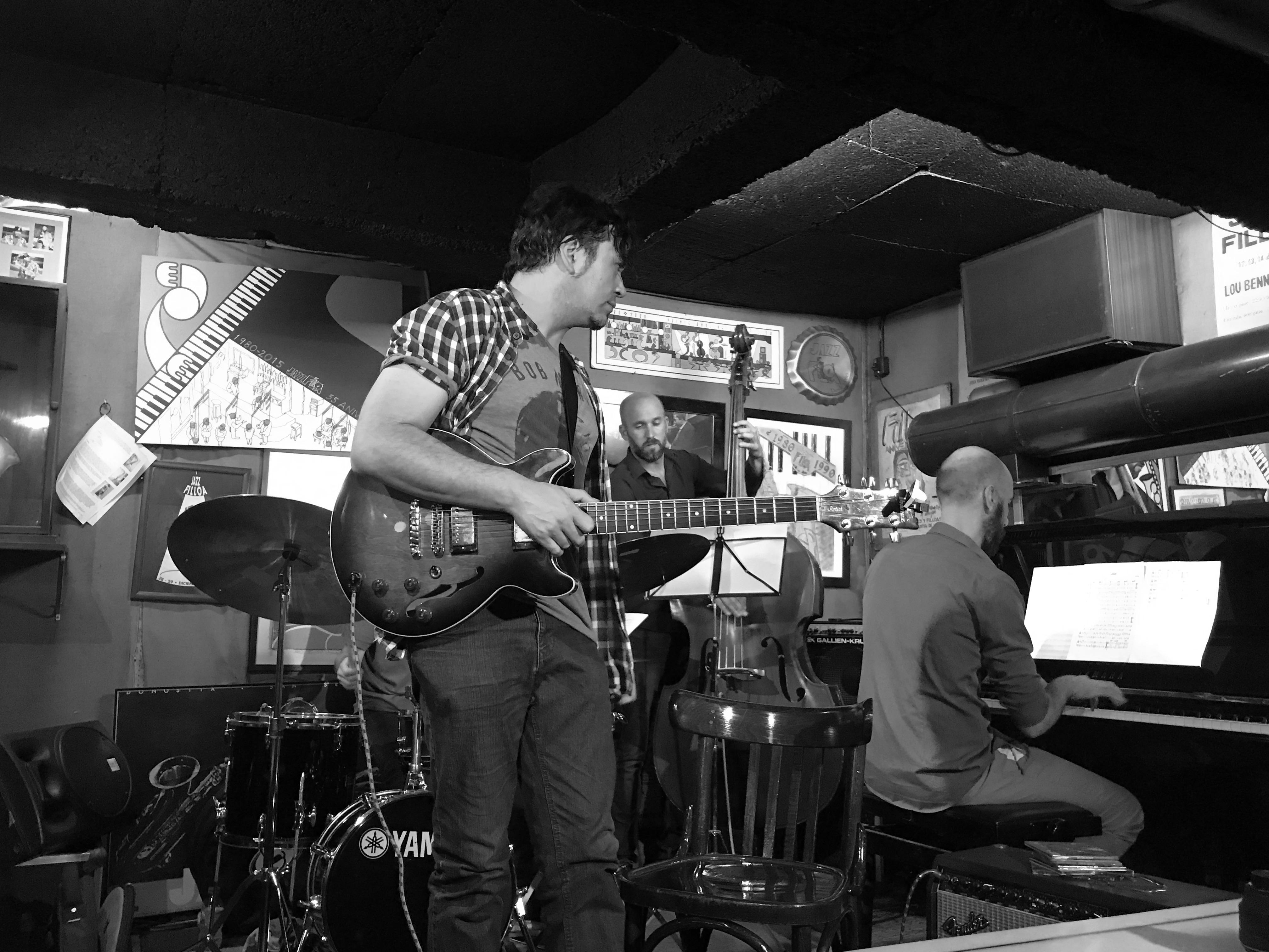 Toni Mora Quartet Jazz Filloa MásQueJazz 4