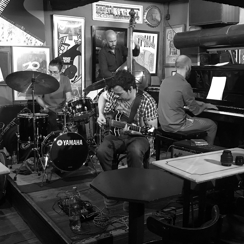 Toni Mora Quartet Jazz Filloa MásQueJazz 2