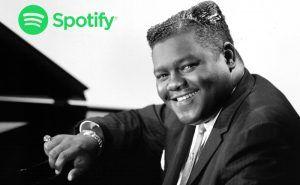 Fats Domino Listas Spotify