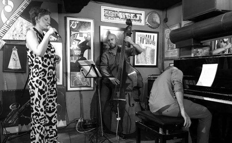 Laura Corallini MasQueJazz Jazz Filloa