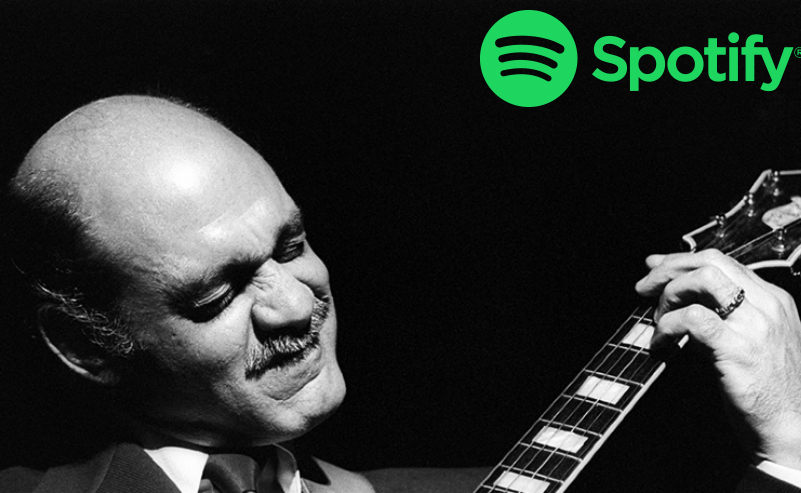 Joe Pass Lista Spotiy