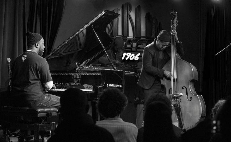 Robert Glasper en concierto en Café Berlín de Madrid