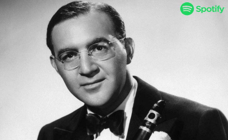 Benny Goodman Lista Spotify 1906