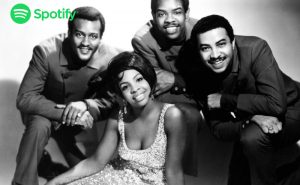 Gladys Knight & The Pips Lista Spotify