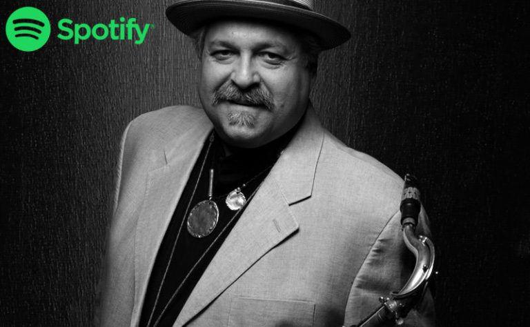 Lista Spotify Joe Lovano